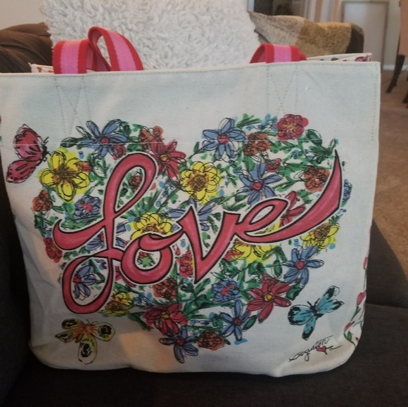 Brighton Handbags - Brighton canvas bag